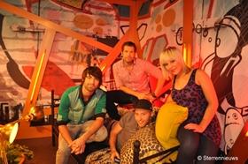 The Big Live 2012 vanuit Oostende
