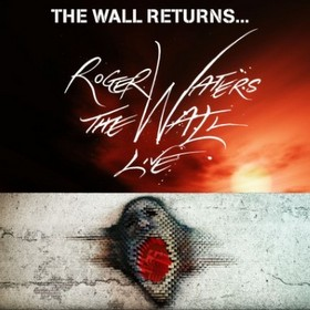 Roger Waters met The Wall Live in Festivalpark Werchter op 20 juli 2013